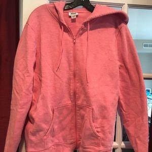 Everlast zippered hoodie